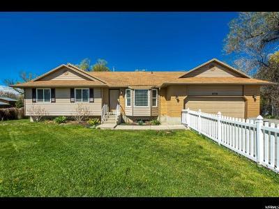 West Jordan Single Family Home For Sale: 6736 S 2700 W