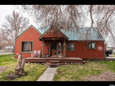 Wasatch County Single Family Home For Sale: 3442 E Center Creek Rd