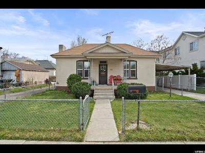 Provo Single Family Home For Sale: 431 W 400 N
