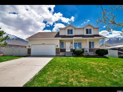 Spanish Fork Single Family Home For Sale: 3364 E Canyon Crest Dr