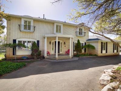 Weber County Single Family Home For Sale: 6093 S 2900 E