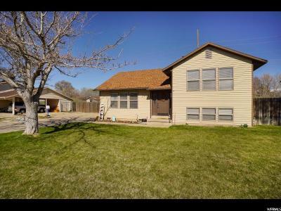 Davis County Single Family Home For Sale: 2466 N 1050 W