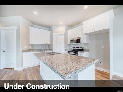 South Jordan Single Family Home For Sale: 10467 S Sage Vista Way W