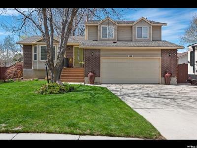 Sandy Single Family Home For Sale: 2252 E Kalinda Dr S