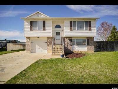 Davis County Single Family Home For Sale: 216 W 1800 S