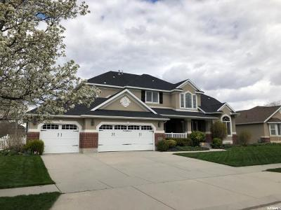 Draper Single Family Home For Sale: 691 E Old English Rd
