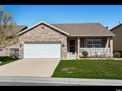 South Jordan Single Family Home For Sale: 4092 W Juniper Hills Dr S