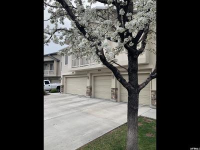 Davis County Townhouse For Sale: 654 Canterbury Ln