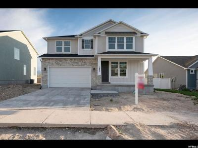 Spanish Fork Single Family Home For Sale: 1642 E Aspen Grove Dr