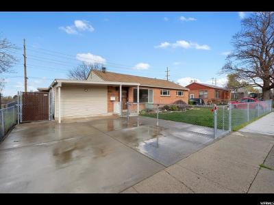 Pleasant Grove Single Family Home For Sale: 955 N 200 W