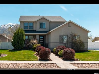 Spanish Fork Single Family Home For Sale: 2496 E 1580 S