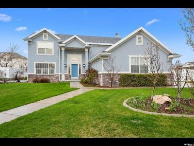 South Jordan Single Family Home For Sale: 10174 Ascot Downs Ct
