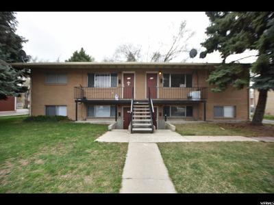 Orem Multi Family Home Under Contract: 766 E 1600 S
