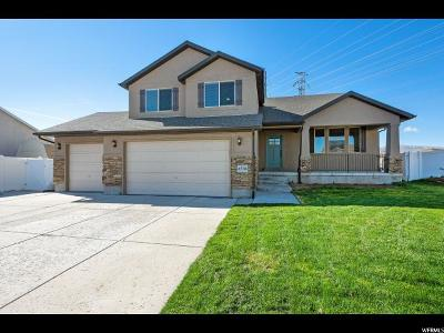 Herriman Single Family Home For Sale: 4731 Magnum Ct