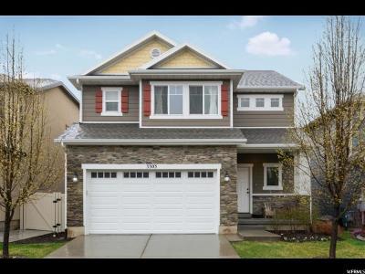 Lehi Single Family Home For Sale: 3303 Desert Merigold Way
