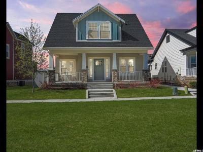 South Jordan Single Family Home For Sale: 5008 W Roaring Rd