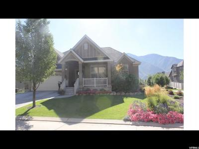 Mapleton Single Family Home For Sale: 897 S Crescent Dr
