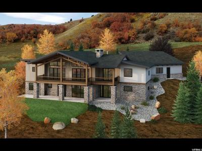 Wasatch County Single Family Home For Sale: 13066 N Slalom Run Dr