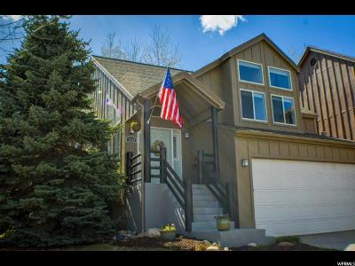 Park City Single Family Home For Sale: 7959 Mustang Loop Rd