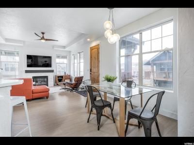 Park City Townhouse For Sale: 1708 W Redstone Ave N #E