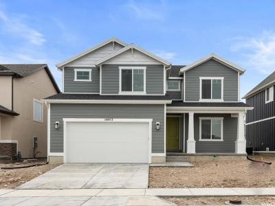 Herriman Single Family Home For Sale: 14802 S Beckham Dr #348