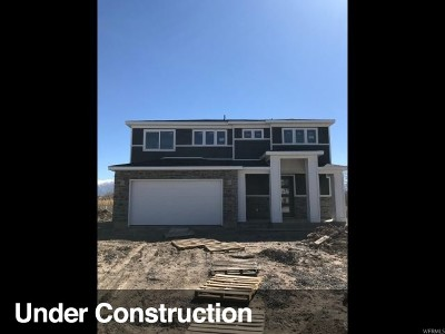 Davis County Single Family Home For Sale: 3631 S Cutter Rd #LOT 16