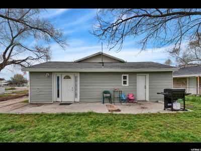 Weber County Single Family Home For Sale: 2620 S H Ave