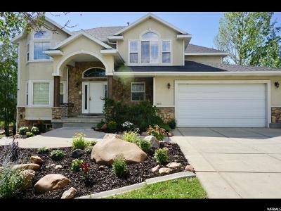 Weber County Single Family Home For Sale: 3875 N Mountain Oak Dr E