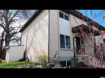 Davis County Townhouse For Sale: 314 W Center #59
