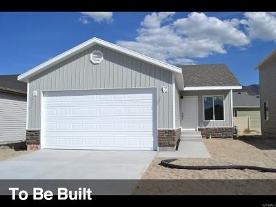 Eagle Mountain Single Family Home For Sale: 1306 E Skip St #129
