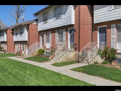 Sandy Condo For Sale: 8730 S 620 E