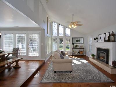 Davis County Single Family Home For Sale: 2040 N 2700 E