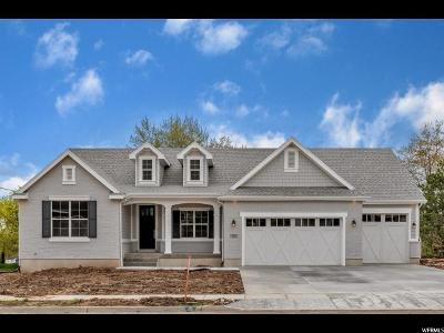 Fruit Heights Single Family Home For Sale: 182 S Village Way E