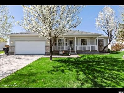 Tooele County Single Family Home For Sale: 726 Country Club Dr