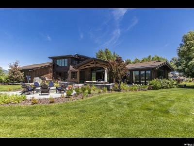 Park City Single Family Home For Sale: 5049 N 400 W