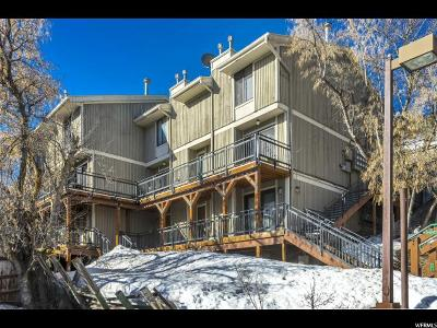 Park City Condo For Sale: 470 Woodside Ave #9