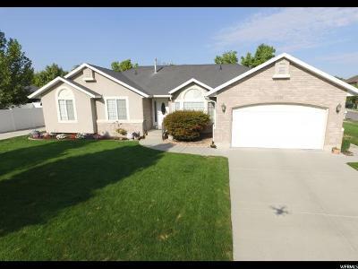 West Jordan Single Family Home For Sale: 9318 S Gaelic Cir