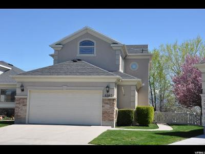 West Jordan Single Family Home For Sale: 6983 S Overview Way