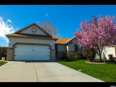 Davis County Single Family Home For Sale: 2617 W 1445 N