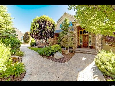 Draper Single Family Home For Sale: 13533 S Fair Hill Ct