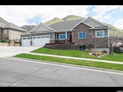 Springville Single Family Home Under Contract: 511 S 2080 E