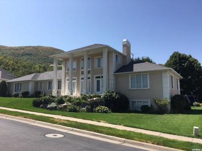 Davis County Single Family Home For Sale: 650 S Woodbriar Way