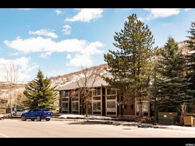 Park City Condo For Sale: 2105 Prospector Ave #212