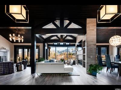 Park City Single Family Home For Sale: 3020 Crestline Dr #25