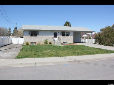 Payson Single Family Home For Sale: 475 E 600 S