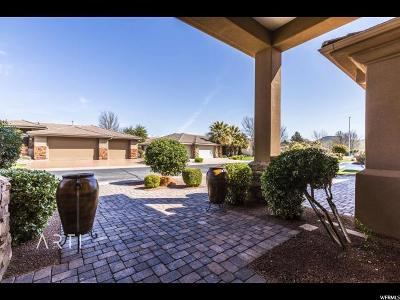 St. George Single Family Home For Sale: 2265 W Monterey Dr