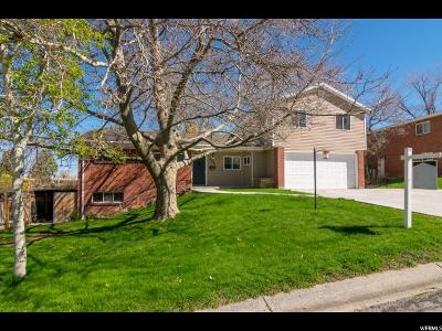 Salt Lake City Single Family Home For Sale: 2981 E 4505 S