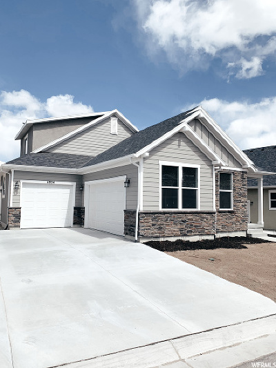 Herriman Single Family Home For Sale: 4907 S Mossley Bend Dr W #70