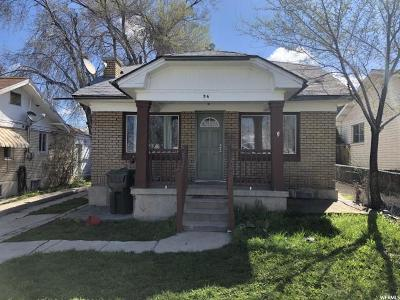 Tooele UT Single Family Home For Sale: $167,000
