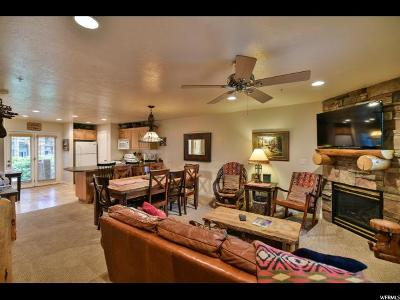 Weber County Condo For Sale: 3562 N Fox Run Dr #411